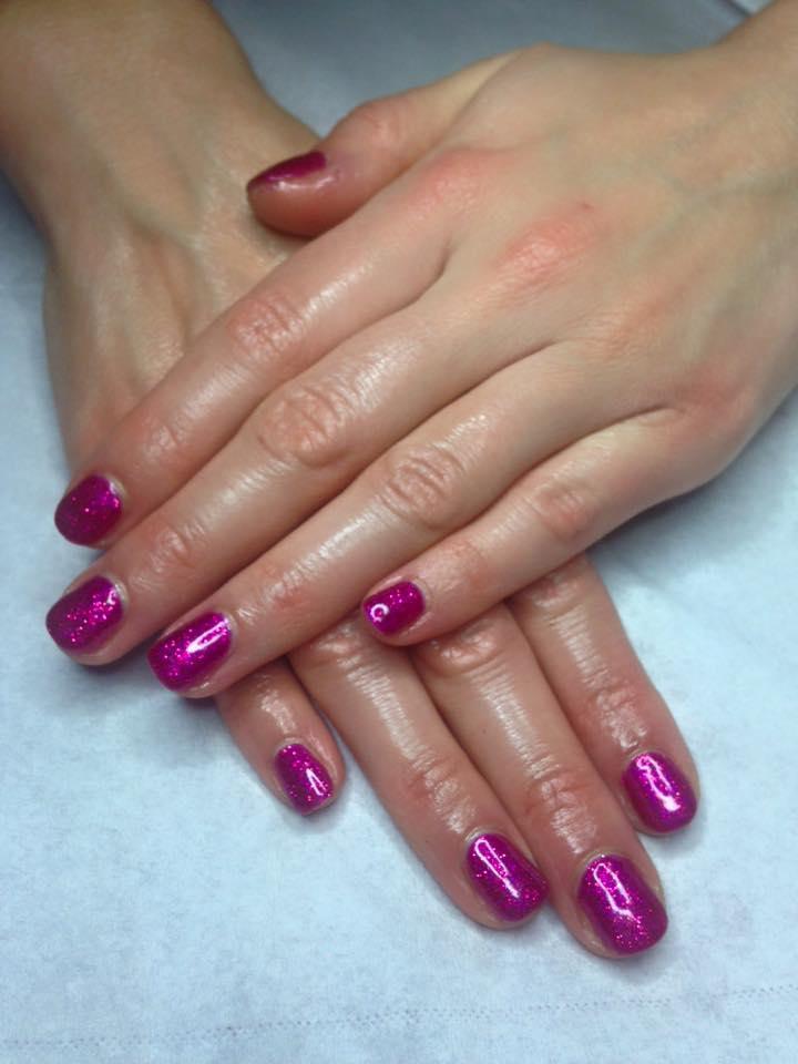 Shellac Nails Camberley Surrey